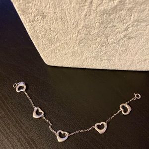 Tiffany Open Heart Bracelet